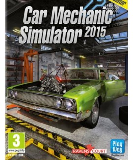 Aktivační klíč na Car Mechanic Simulator 2015