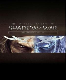 Aktivační klíč na Middle-Earth: Shadow of War - Expansion Pass (DLC)