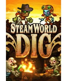 Aktivační klíč na SteamWorld Dig