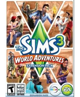 Aktivační klíč na The Sims 3: Cestovní horečka