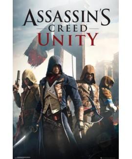 Aktivační klíč na Assassins Creed: Unity