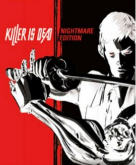 Aktivační klíč na Killer is Dead (Nightmare Edition)