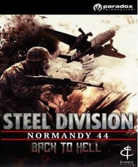 Aktivační klíč na Steel Division: Normandy 44 - Back to Hell (DLC)
