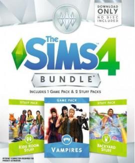 Aktivační klíč na The Sims 4 - Bundle Pack 4