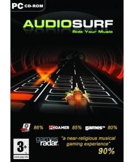 Aktivační klíč na AudioSurf