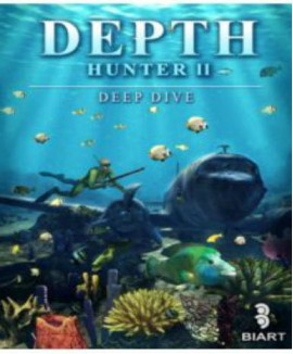 Aktivační klíč na Depth Hunter 2: Deep Dive