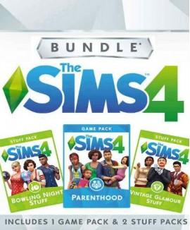 Aktivační klíč na The Sims 4 - Bundle Pack 5