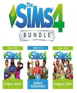 Aktivační klíč na The Sims 4 - Bundle Pack 6