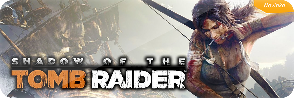 Shado of the Tomb Raider
