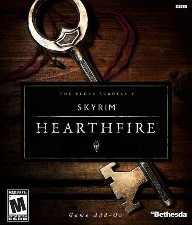 The Elder Scrolls V: Skyrim - Hearthfire (PC)