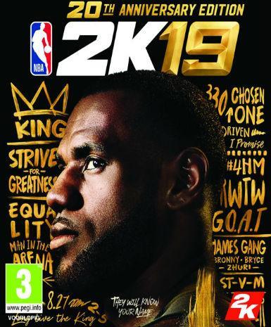 NBA 2k19 (20th Anniversary Edition) (PC)