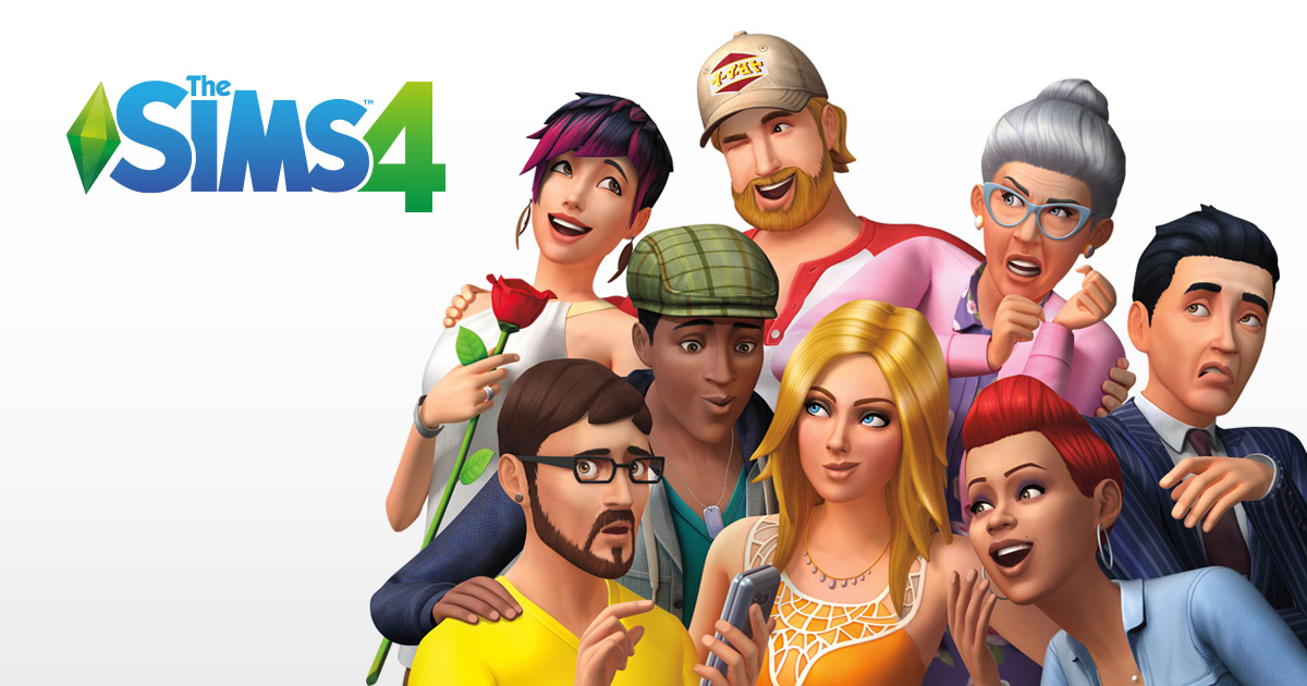 Hra na PC The Sims 4
